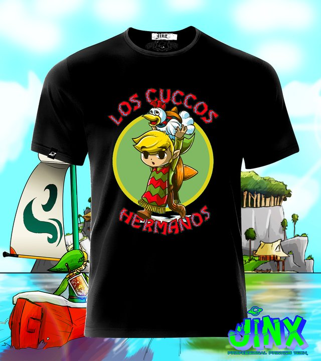 Playera Breking Bad
