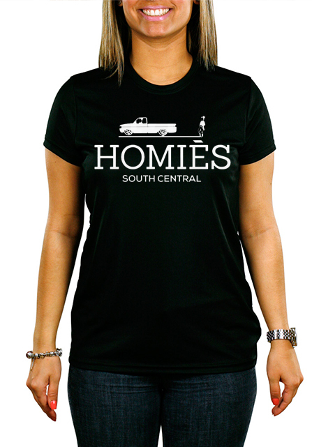 Playera o Sudadera Homies South Central (Hermes) - Jinx