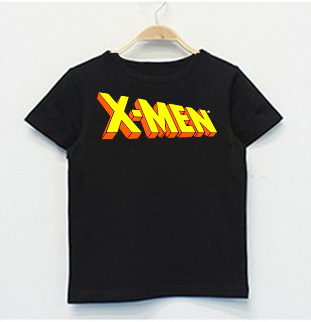 playera x men niño