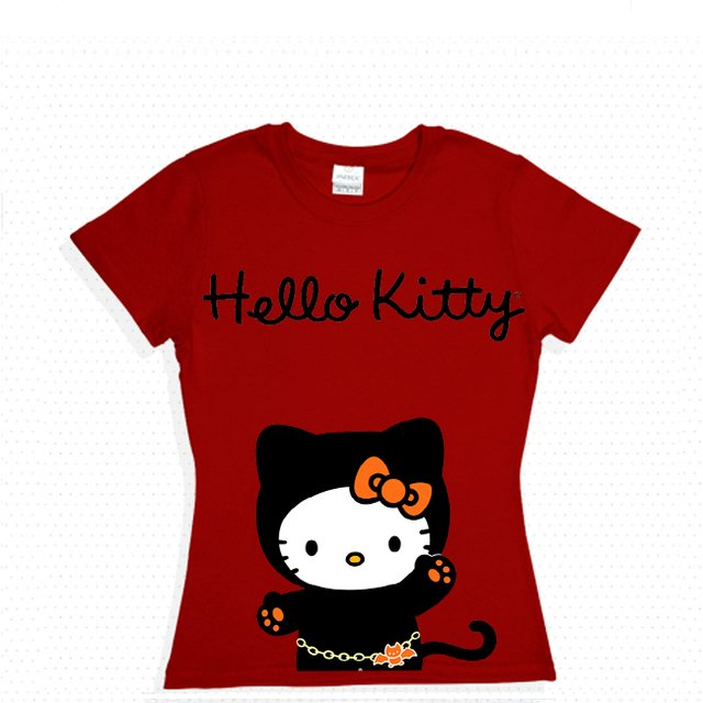 camiseta playera hello kitty