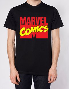 marvel comics playera