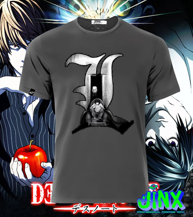 Playera L death note