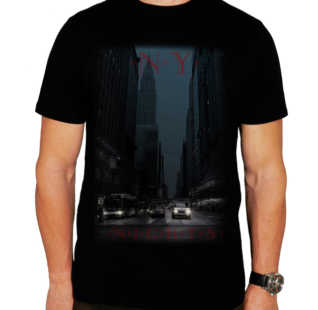 playera camiseta new york