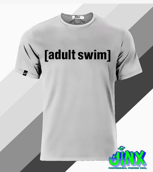 Playera Adult Swim Cartoon Network