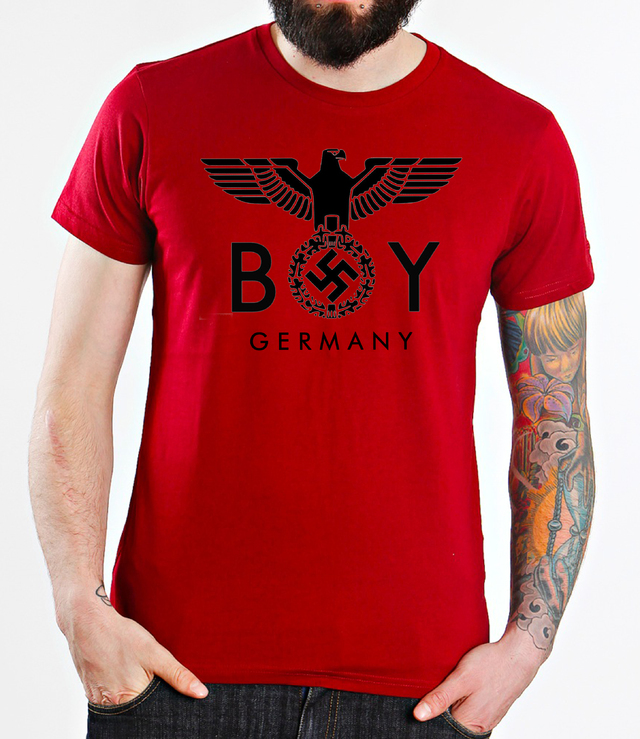 camiseta boy germany