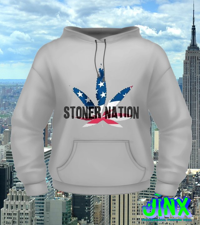 Sudadera Stoner Nation