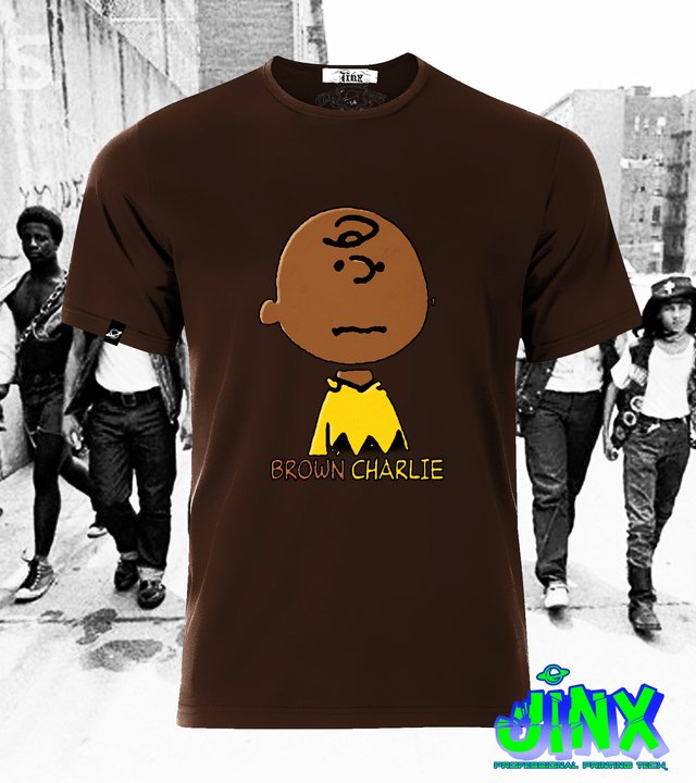 Playera Charlie Brown