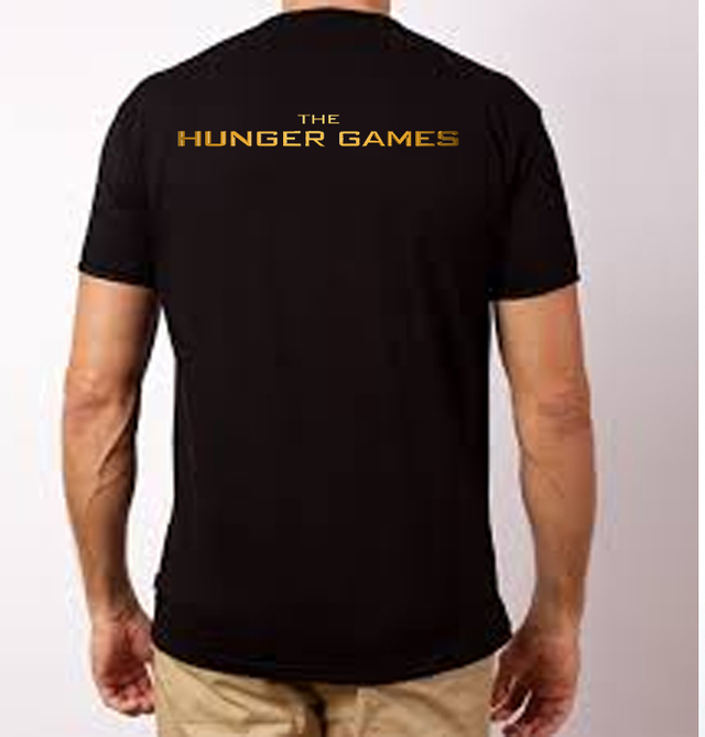 playera hunger games