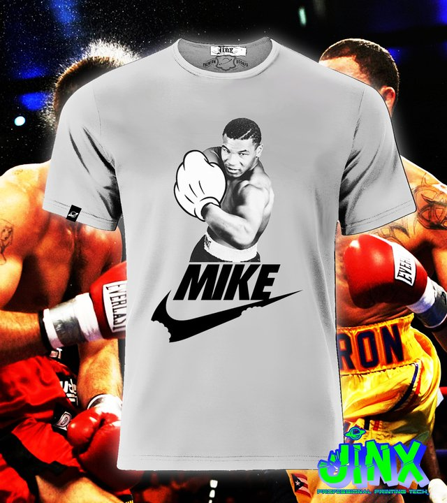 Playera Mike Tyson