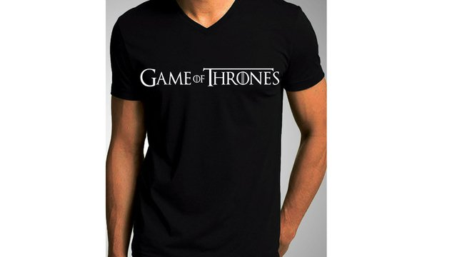 playeras, de game of thrones