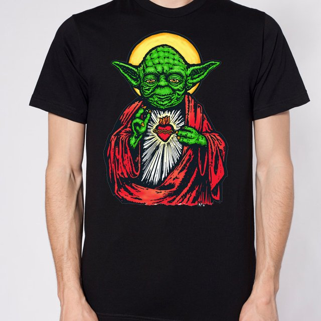 playera o camiseta star wars