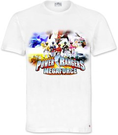 playera camiseta megaforce