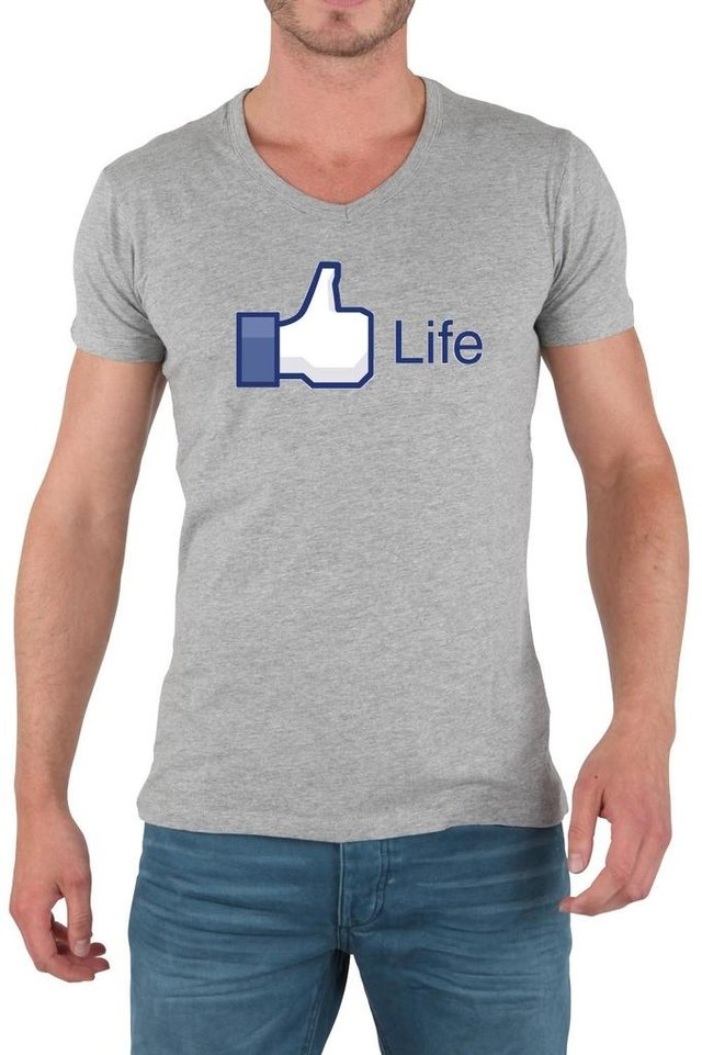 playera de facebook