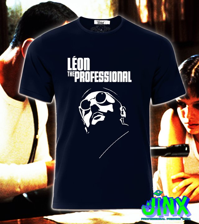 Playera o Camiseta Leon The Professional - comprar online