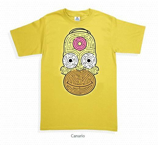 Playera Simpson, Dona