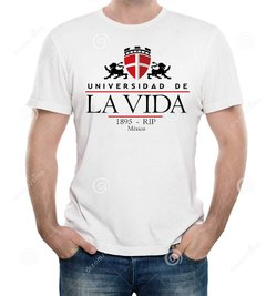 player camiseta universidad vida