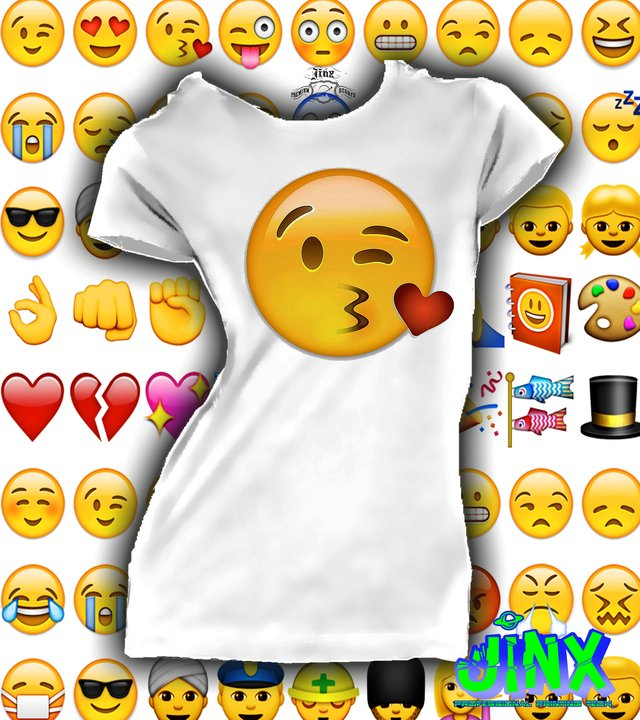 Playera o Camiseta Emotic en internet