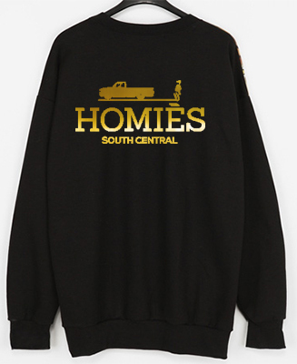 Playera o Sudadera Homies South Central (Hermes) - comprar online