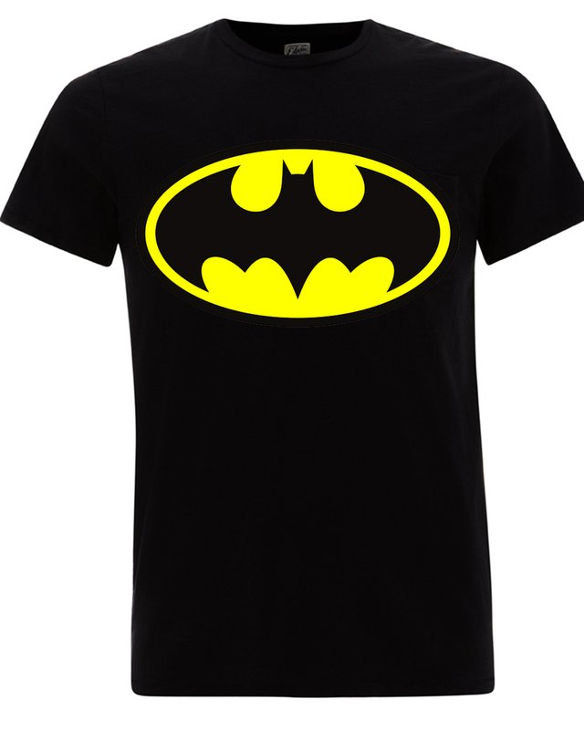 playera camiseta logo batman