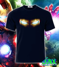 Playera o Camiseta Iron Man Eyes en internet