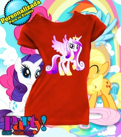 Playera Personalizada My Little Pony  en internet