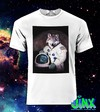Playera o Camiseta Nasa Wolf