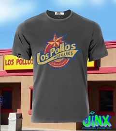 Playera Pollo Church