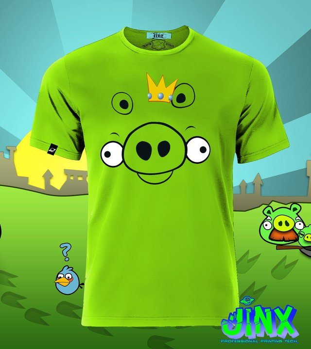 Ropa Angry Birds