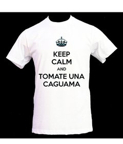 keep calm caguama