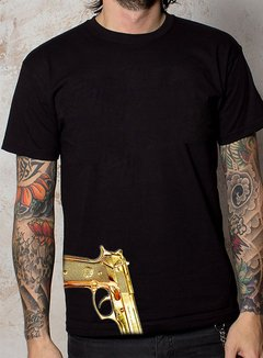 camiseta playera arma