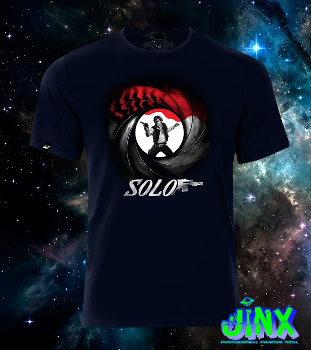 Playera Jinx Star Wars