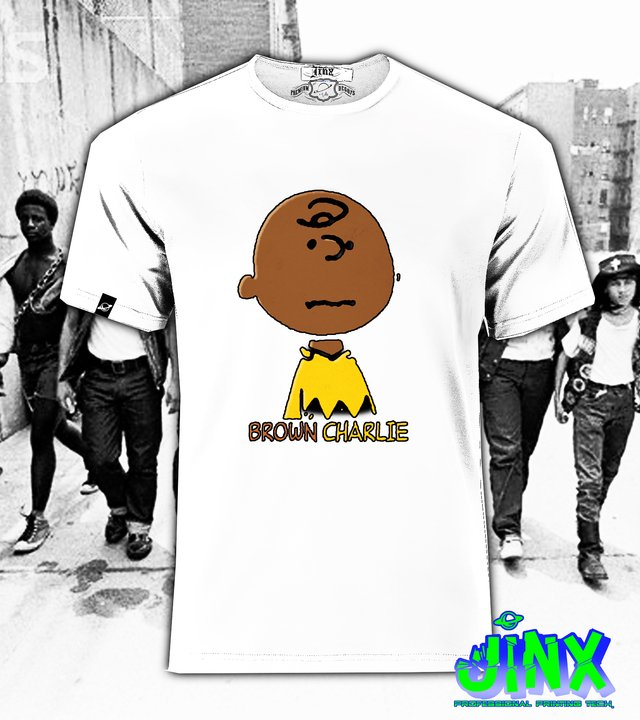 Camiseta de Charlie Brown
