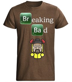 camisetas de breaking bad