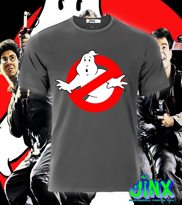 Playera o Camiseta Ghostbusters en internet