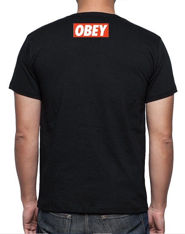playeras camiseta obey