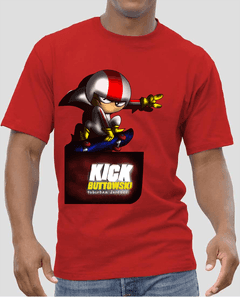 Kick Buttowski playera
