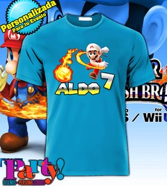 Playera Personalizada Super Mario Bross en internet