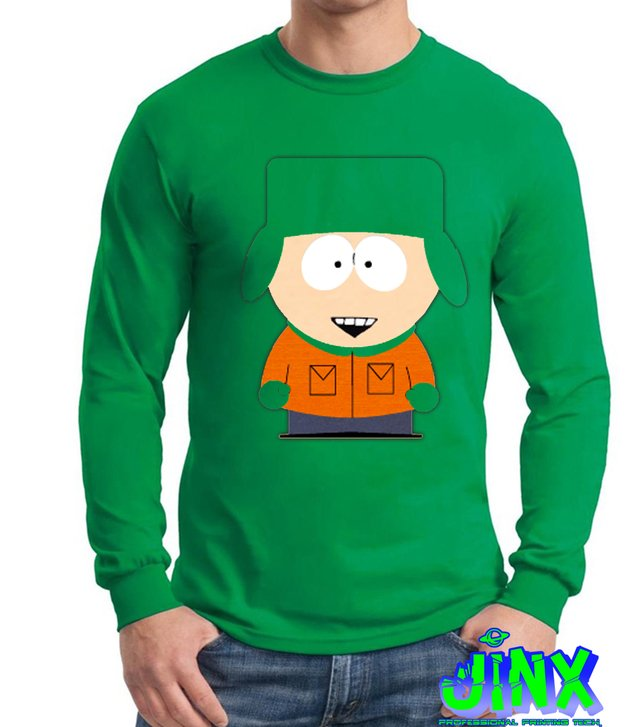 Playera o Camiseta South Park - Jinx