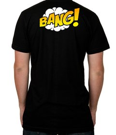 playera camiseta bang