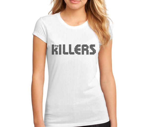 Playera Classic The Killers en internet