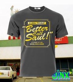 playera Better Call Saul