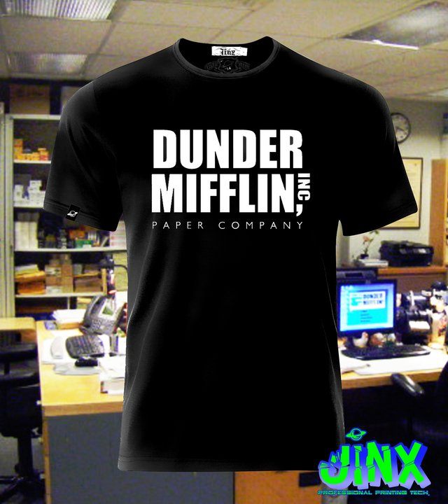 Playera The Office