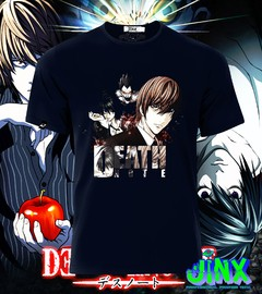 Playera death note
