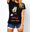 playera de miley cirus minnie