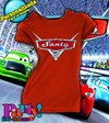 Playera Personalizada Cars Mc Queen