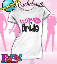 Playera Personalizada Despedida Soltera Wedding 3  - Jinx