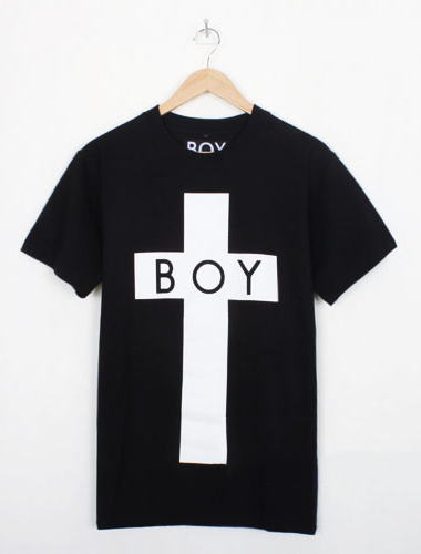 playera cruz boy london