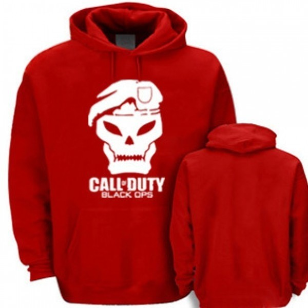 SUDADERA CALL OF DUTY CON GORRA en internet
