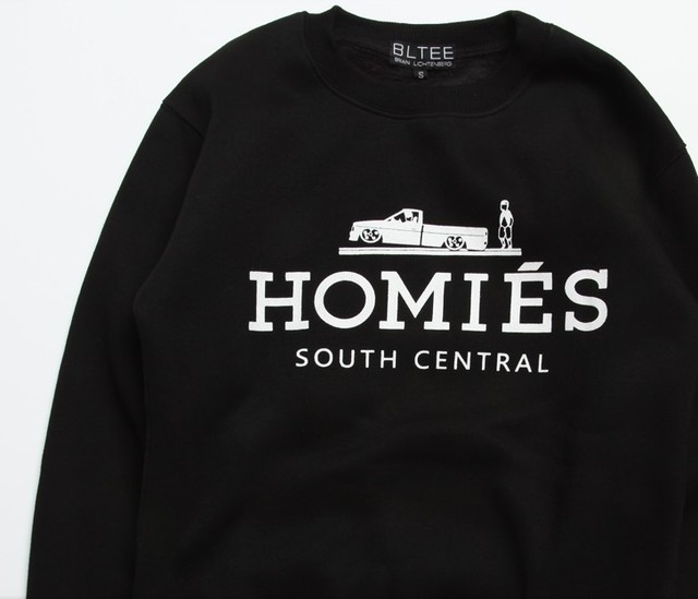Playera o Sudadera Homies South Central (Hermes)