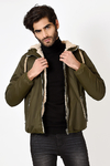 Campera Tiger Green